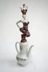 Karin Van Der Walle Teapotlady